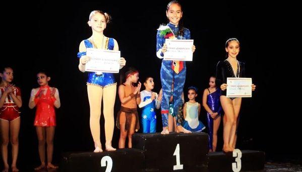 Salteñita se consagró campeona mundial en Italia