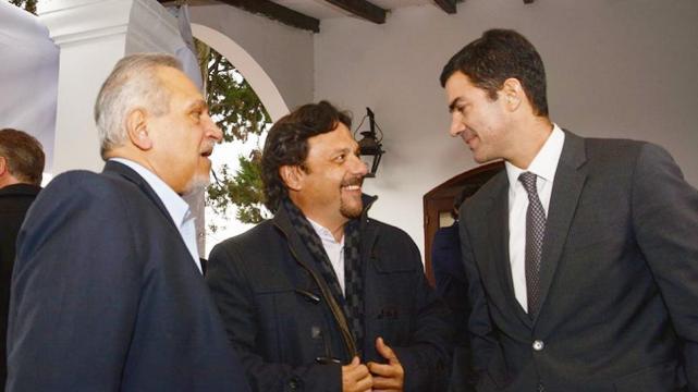 Gustavo Sáenz, entre la espada (de Romero) y la pared (de Urtubey)