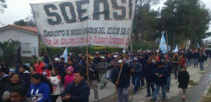 Empresarios intiman a los trabajadores del Ingenio San Isidro a desafiliarse del sindicato