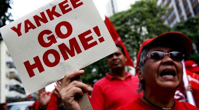 """El petróleo bajo la mirada de EEUU: Para Donald Trump, Venezuela es una """"compañía"""""""