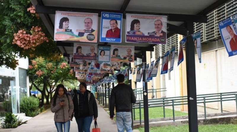 Elecciones en la UNSa: Panorama Político