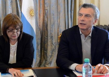 Las balas que envió Macri a Bolivia durante el Golpe las compró Bullrich para el G-20