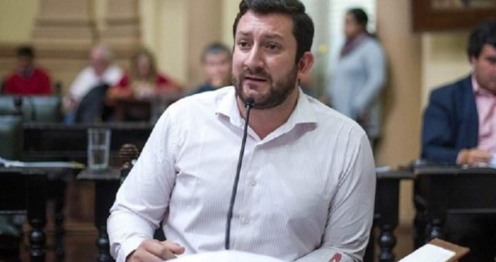 """Iván Mizzau: """"En Hipólito Yrigoyen hay un cuarto poder que es el que ejerce la empresa Seaboard"""""""