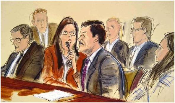 Narcotráfico: Apelan la sentencia de cadena perpetua al Chapo Guzmán