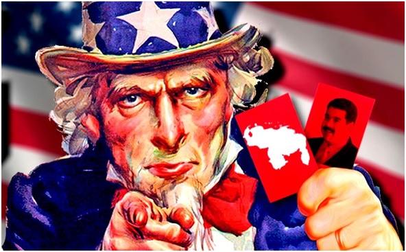 EE.UU: Donald Trump decreta el bloqueo económico total a Venezuela