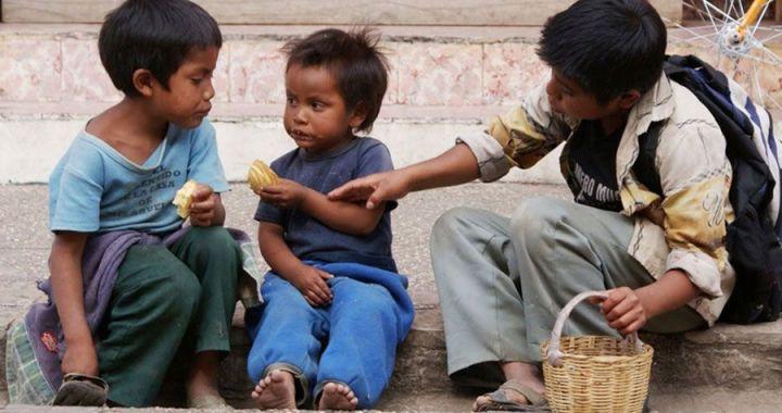 Urtubey dejó más de 1.100 niños indocumentados en el Chaco Salteño