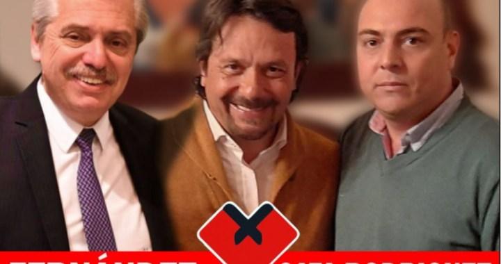 Campaña trucha: la Justicia prohibió que candidatos de Sáenz usen la imagen de Alberto y Cristina