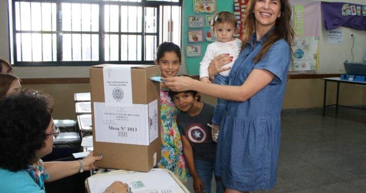 Con el 52% de los votos, Bettina Romero será la próxima Intendenta de la Capital