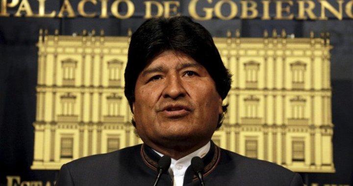 México brinda asilo político a Evo Morales
