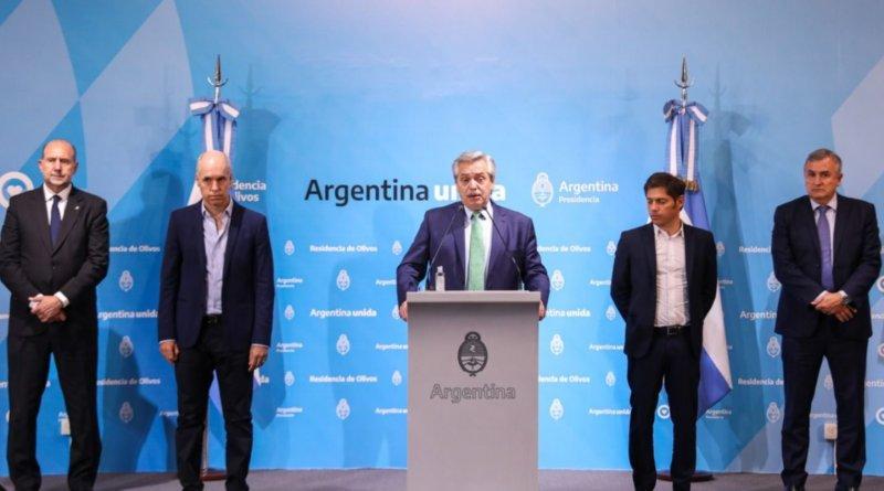 Cómo encaró la crisis COVID-19 Alberto Fernández: panorama político y económico