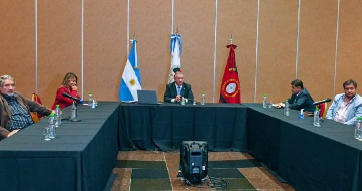 Se reactiva el Parlamento del NOA y Salta avanza en la integración regional