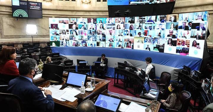 El Senado aprueba exención de tributos a personal de Salud