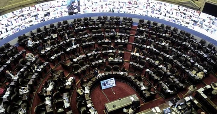 Diputados aprobó el proyecto de uso responsable del agua con 136 votos a favor