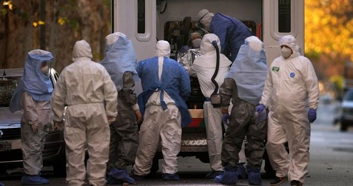 Coronavirus: Argentina superó los 2 millones de contagios desde el inicio de la pandemia