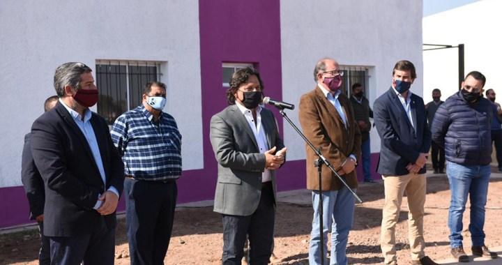«Tú tierra, tú techo»: Sáenz anunció plan de urbanización y regularización dominial