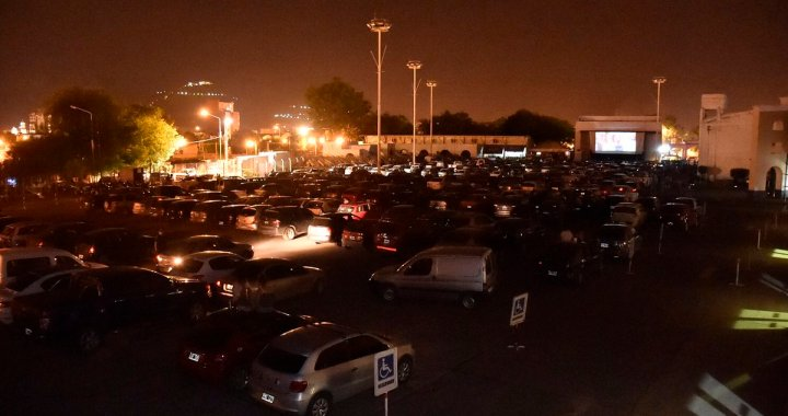 Vuelve el autocine de la Ciudad de Salta: elegí qué película querés ver