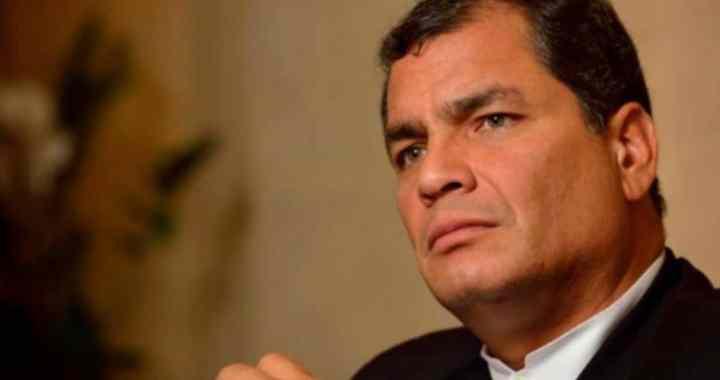 Ecuador: rechazan candidatura de Rafael Correa y éste señala un «golpe blando»