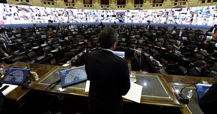 Diputados debate proyectos de moratoria impositiva y reforma a la ley de quiebras