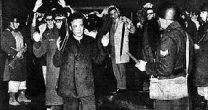La noche de los bastones largos: cuando la dictadura irrumpió en las Universidades