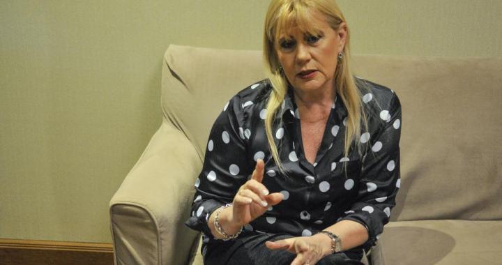 Losardo renunció al Ministerio de Justicia y será embajadora ante la UNESCO