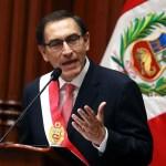 Perú: El Congreso debate la destitución del presidente Martín Vizcarra