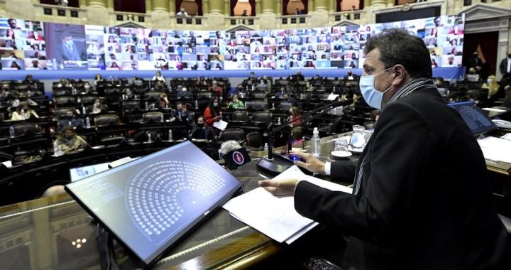 Sesiones telemáticas: Poder Judicial rechazó amparo de Juntos por el Cambio