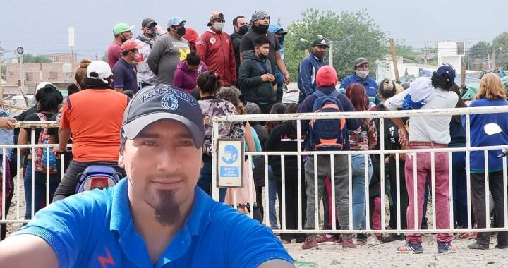 Denuncian torturas al delegado del asentamiento de PLV «Yutiel» Alderete