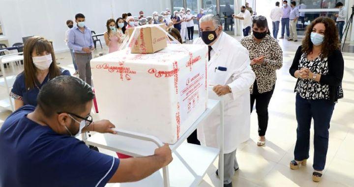 Salud: hoy llegan a Salta 4.050 dosis más de la vacuna Sputnik V