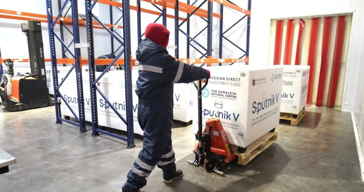 Salud: llegan hoy a Salta 4 mil dosis de la vacuna Sputnik V