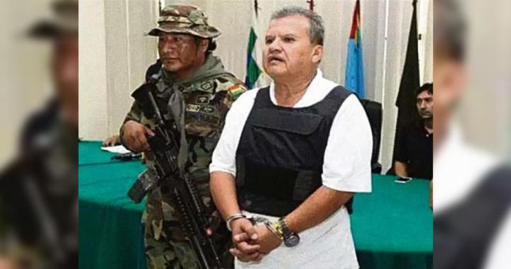 Cayó el «magnate» de la cocaína sospechado de lanzar ladrillos en Anta y Metán