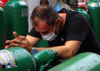 Venezuela envió cargamento de oxígeno a Brasil, golpeado por la Covid-19