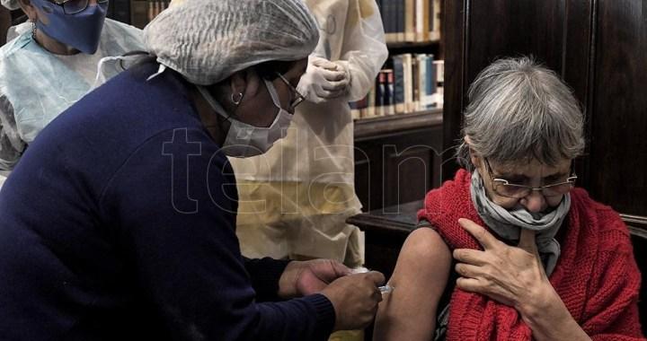 Frente de Jubilados pide un plan de vacunación contra la Covid-19 con inscripciones