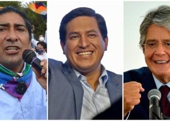 Ecuador: Andrés Arauz espera por Yaku Pérez o Guillermo Laso para el balotaje