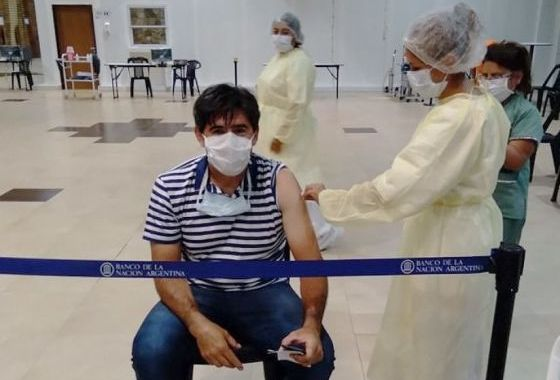 Argentina ya superó las 2 millones de personas vacunadas con la primera dosis
