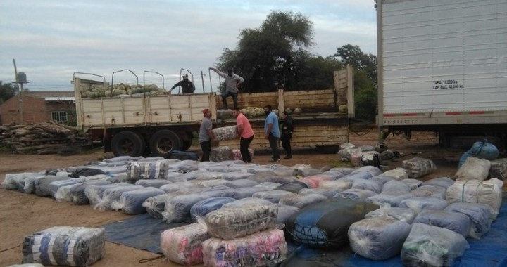 Villalba cree que contrabando de hojas de coca podría ser «materia prima» de drogas