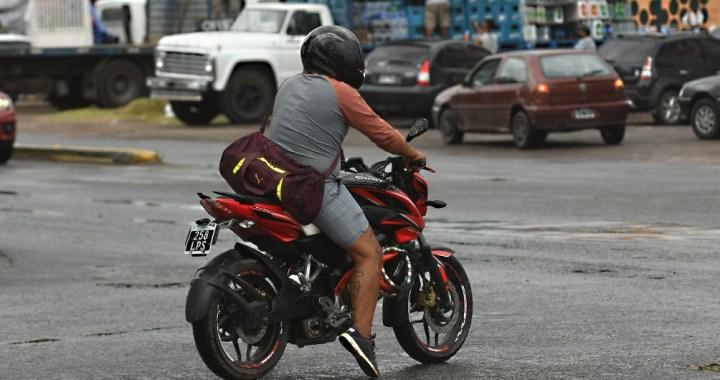 Accidentes viales: 6 de cada 10 víctimas fatales iban en motos, bicis y caminando