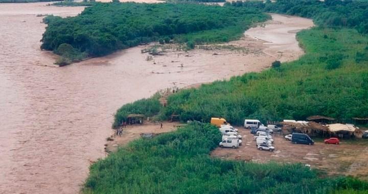 Tragedia en Río Bermejo: continúa la búsqueda de personas que iban en el gomón