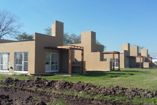 Alberto Fernández lanzó 87.000 créditos para refacción y construcción de viviendas