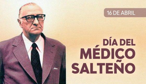 Los médicos salteños celebran hoy su día en recuerdo de Arturo Oñativia