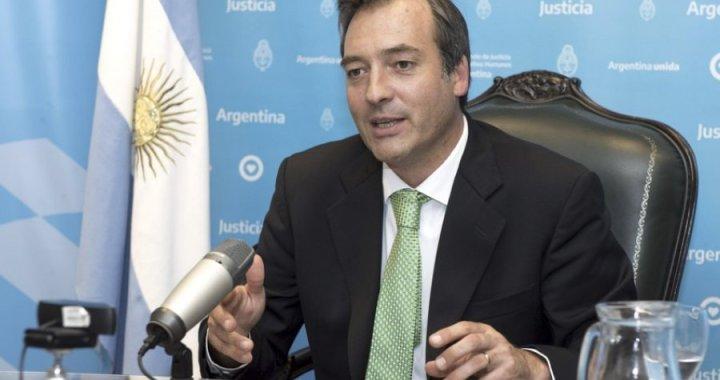 El Ministro de Justicia defininió a la trata como «una forma moderna de esclavitud»