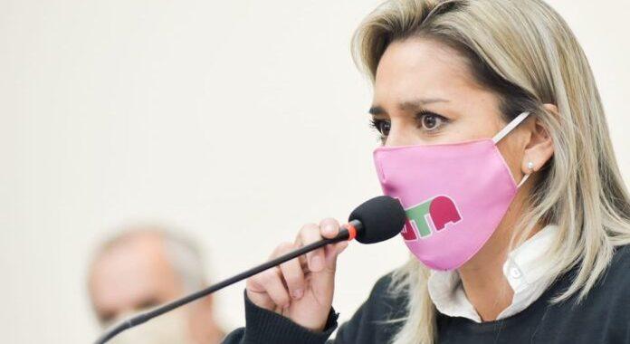 Candela Correa: «No estoy de acuerdo con las bicisendas»