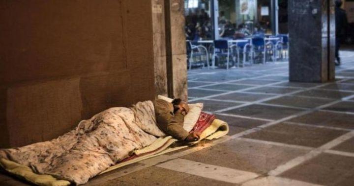 Se superó la capacidad en el refugio para personas en situación de calle
