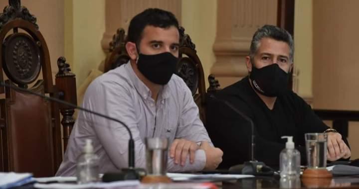Ignacio Jarsún dio positivo para Covid-19 y ayer estuvo en Diputados