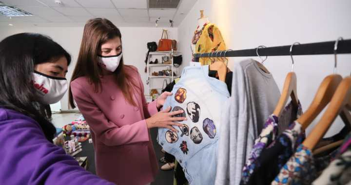 Bettina lanzó microcréditos de hasta $50 mil para mujeres emprendedoras