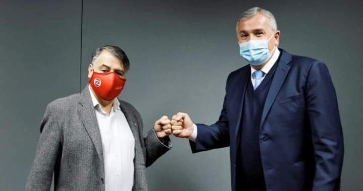 La UCR salteña se muestra con Morales de Jujuy para impulsar candidaturas