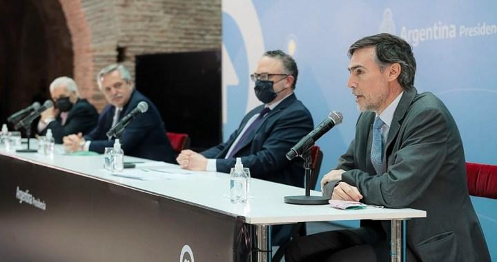 Alberto lanzó la ley de Compre Argentino: prevé generar 30 mil puestos laborales