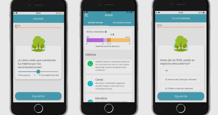 Científicas argentinas crearon la app «Mi Reloj Interno» para mejorar el descanso