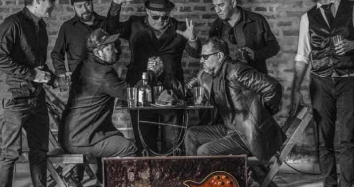 Bar 12 Blues presenta su nuevo disco este domingo