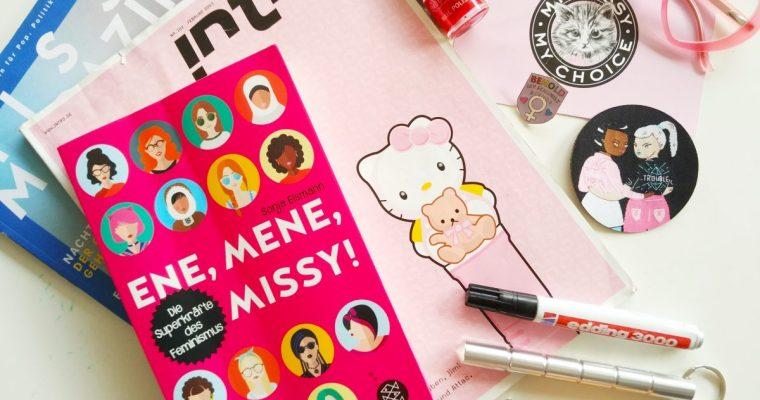 Ene, Mene, Missy! Feminismus für Jugendliche