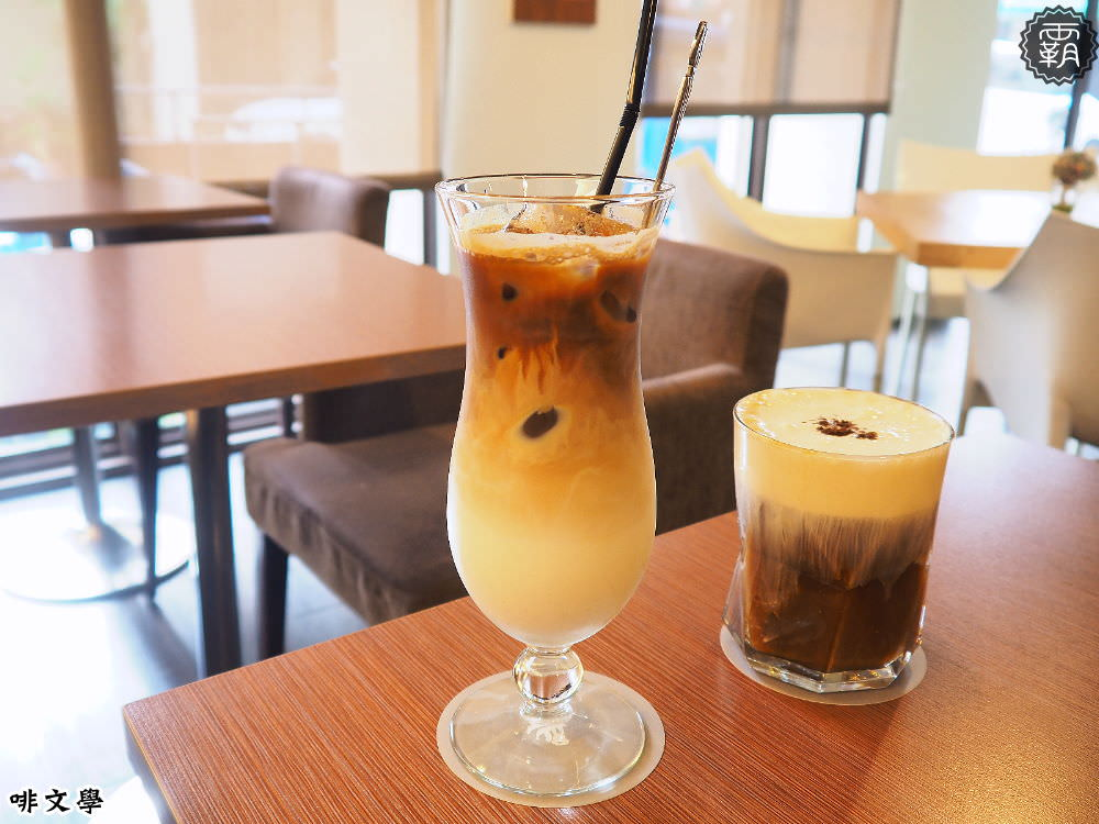 <台中咖啡> 啡文學咖啡館,大英店有精品咖啡也有早午餐、輕食、下午茶,甚麼時段去都方便!(台中精品咖啡/南屯咖啡/台中下午茶)